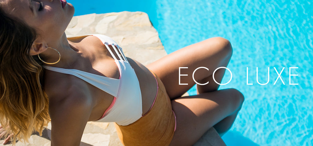 Bikini Empire Eco luxe fabric