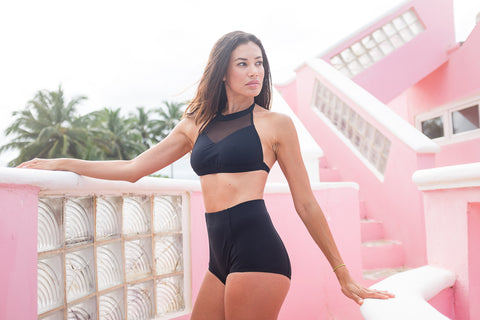 Surfista Top - Black