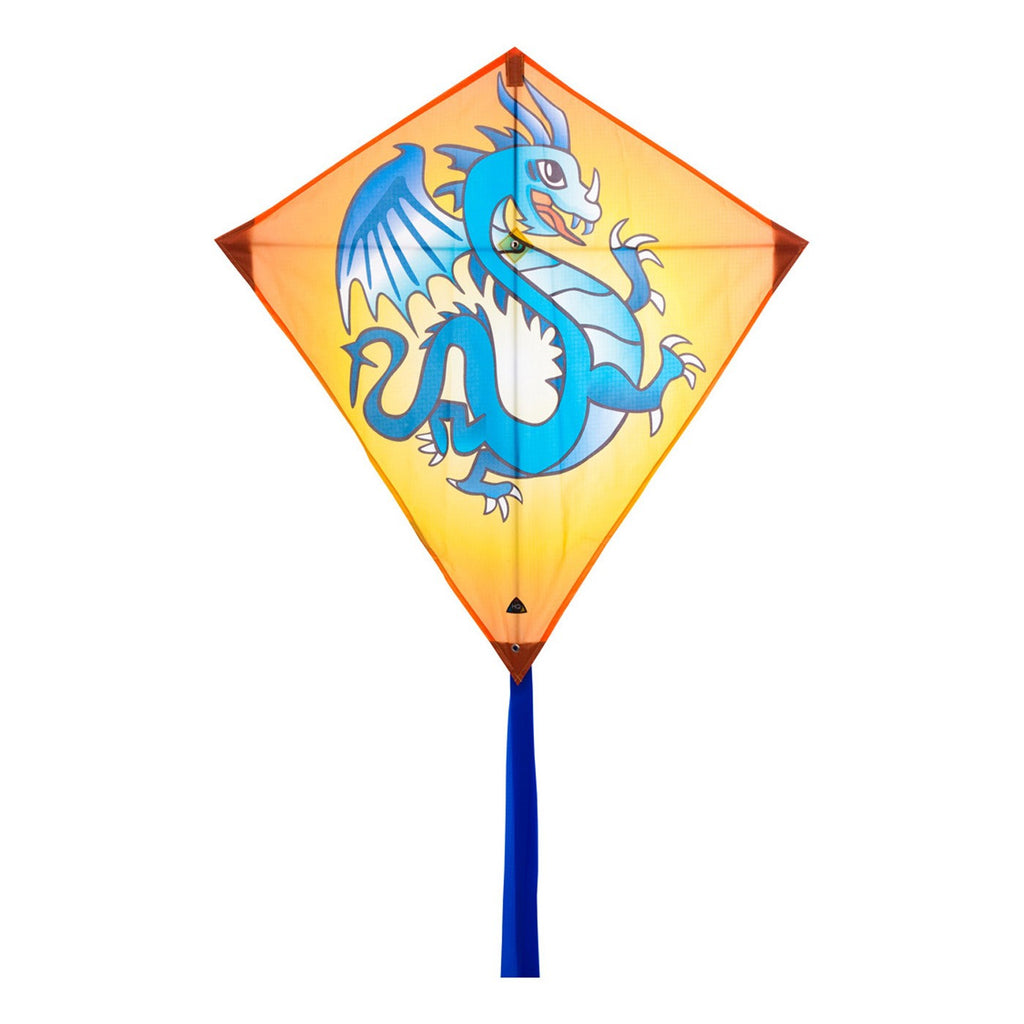 Eddy Dragon Diamond Kite - SKY HIGH KITES