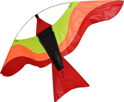 Colourful Bird Kite Red - SKY HIGH KITES