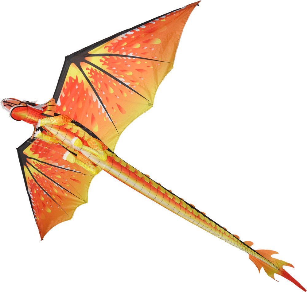Classic Fire Dragon Kite - SKY HIGH KITES - 1