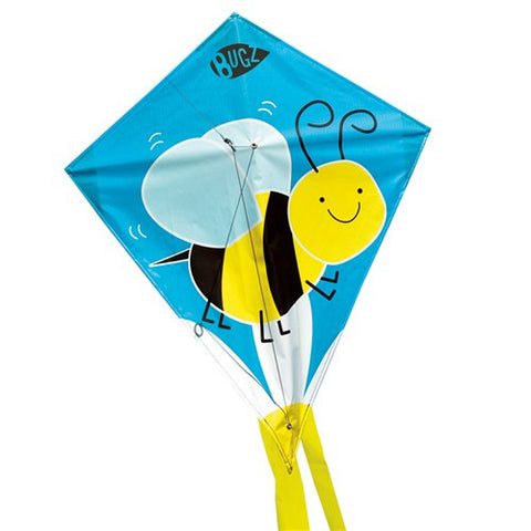 Bugz Bee Diamond Kite - SKY HIGH KITES