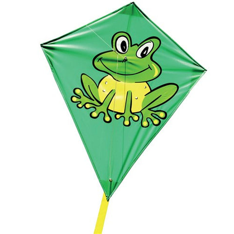 Frog Diamond Kite - SKY HIGH KITES