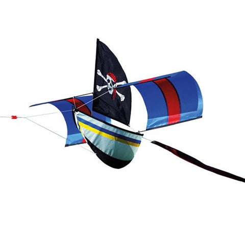 3D Pirate Boat Kite - SKY HIGH KITES