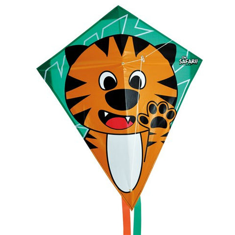 Safari Tiger Diamond Kite - SKY HIGH KITES