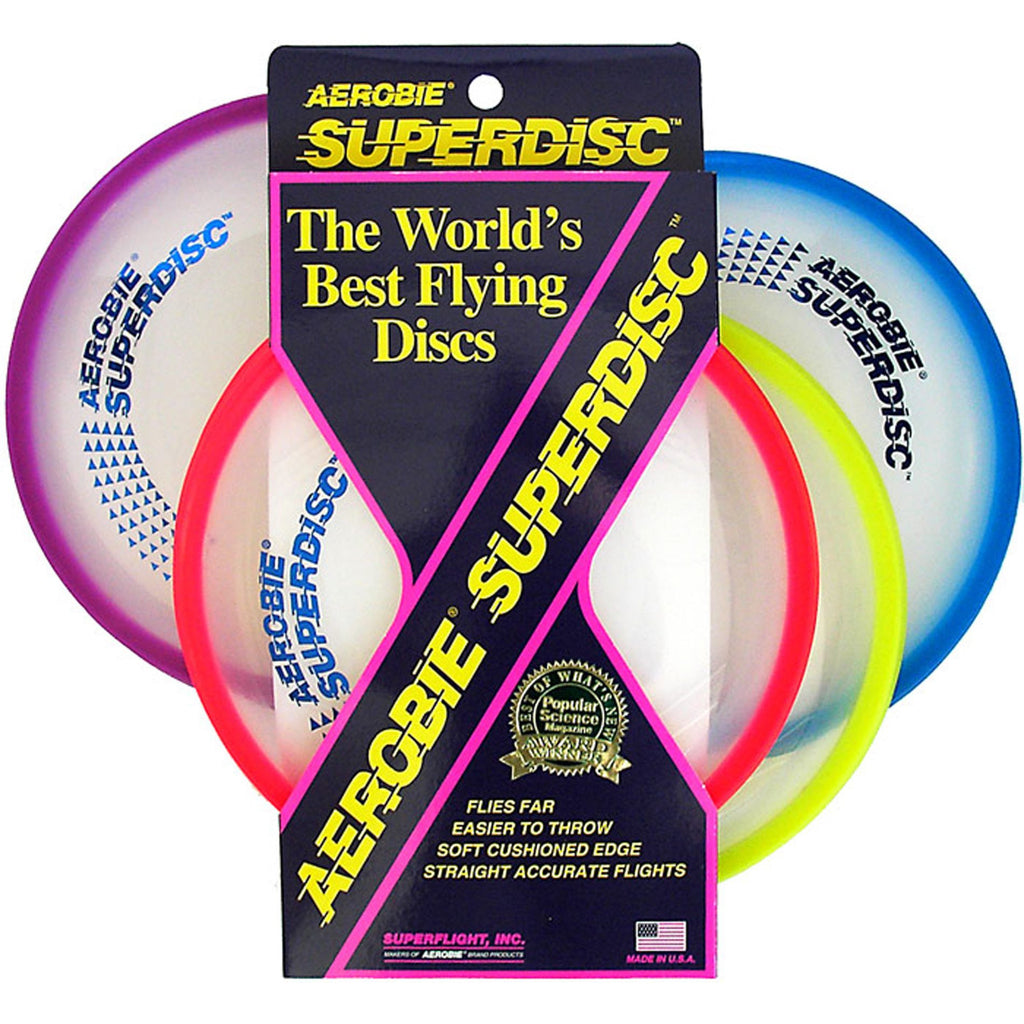 Aerobie Superdisc - SKY HIGH KITES