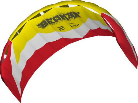 HQ Beamer 6 VI 2M Power Kite Package - SKY HIGH KITES