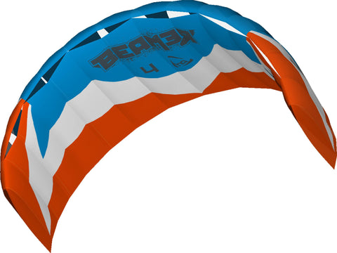 HQ Beamer 6 VI 4M Power Kite Package - SKY HIGH KITES