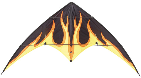 HQ Bebop Fire Stunt Kite - SKY HIGH KITES