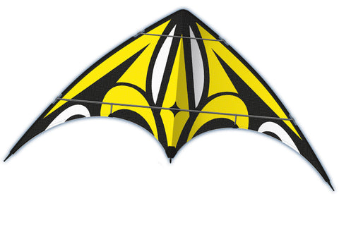 Gunther Black Loop Stunt Kite - SKY HIGH KITES