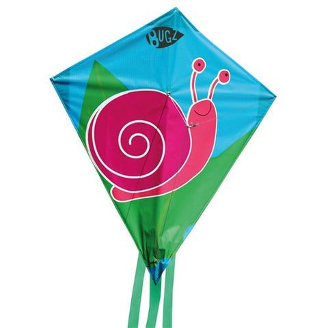 Bugz Snail Diamond Kite - SKY HIGH KITES