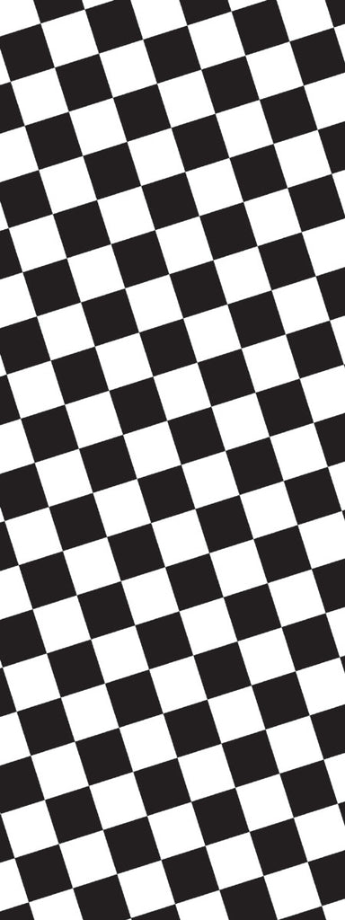 Checkers Banner Flag - SKY HIGH KITES