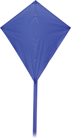 Classic Diamond Kite - Blue - SKY HIGH KITES