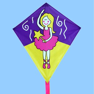 Junior Diamond - Dancer Kite