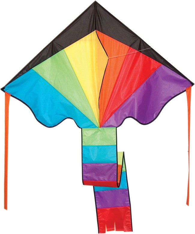 Delta Rainbow Flyer Kite - SKY HIGH KITES