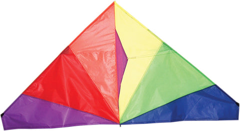 Delta Rainbow Kite - SKY HIGH KITES