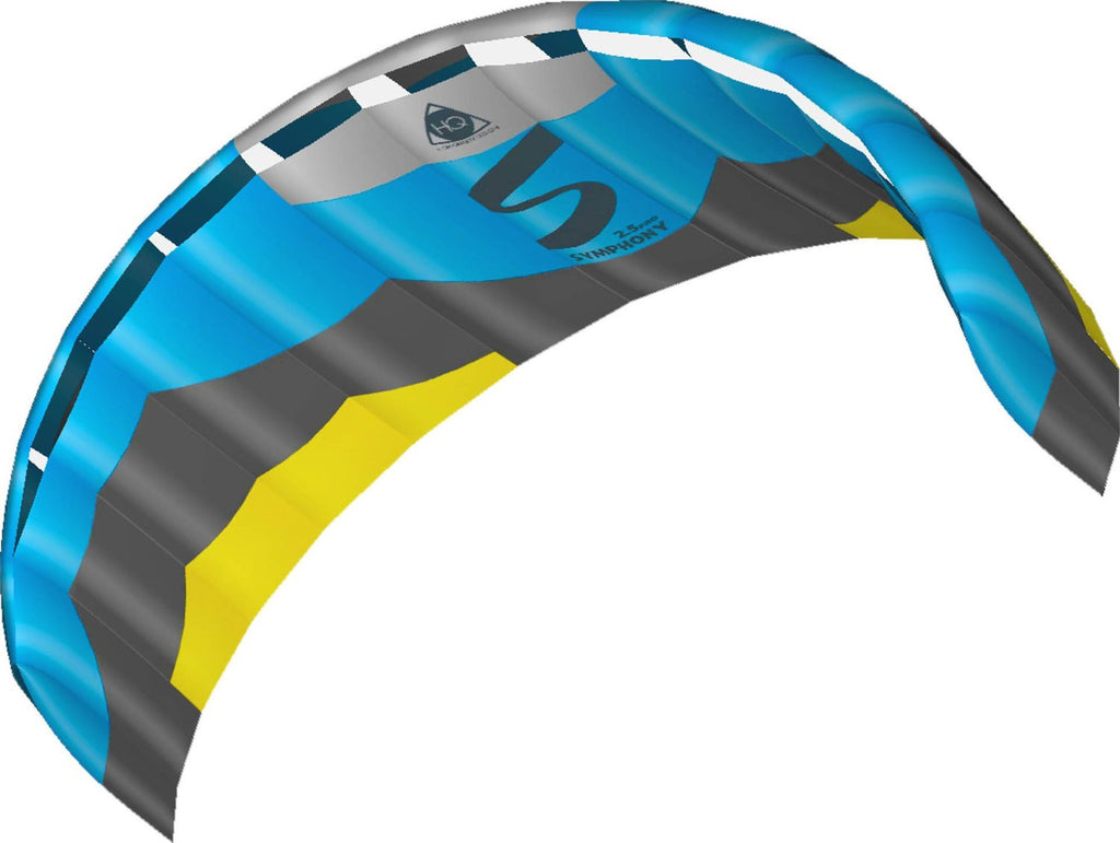 HQ Symphony Pro Edge 2.5M Power Kite - SKY HIGH KITES - 1