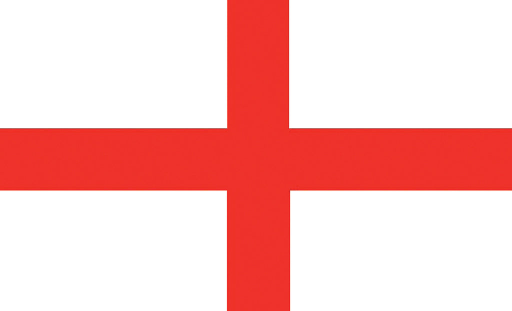 Large St George Cross Flag - SKY HIGH KITES