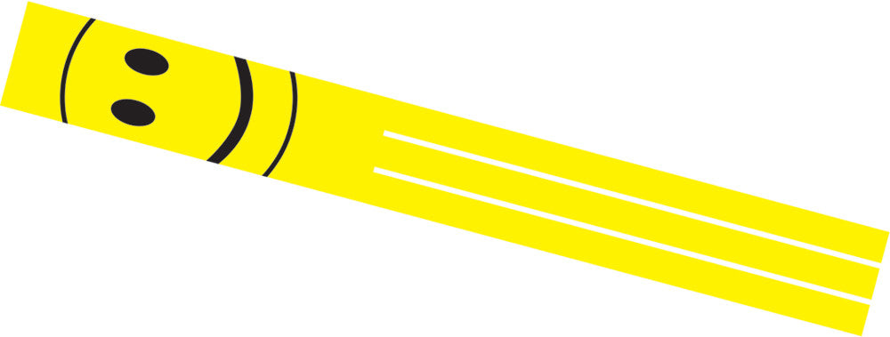 Flag Windsock - Happy Face - SKY HIGH KITES