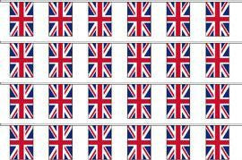 Union Jack Bunting - SKY HIGH KITES