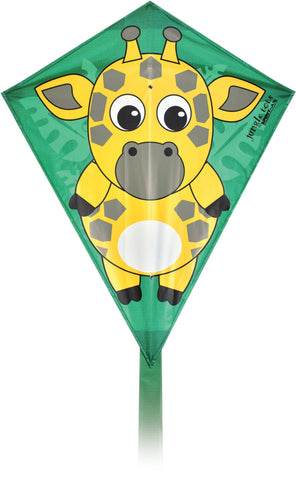 Jungle Tots Diamond Kite - Giraffe - SKY HIGH KITES