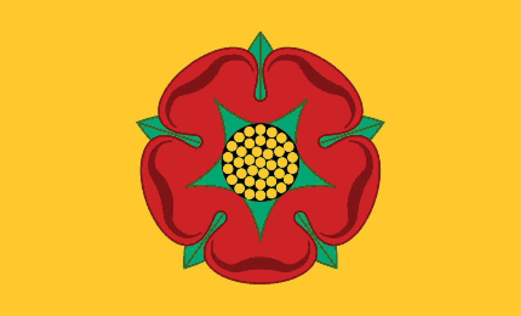 Lancashire Rose Flag - SKY HIGH KITES