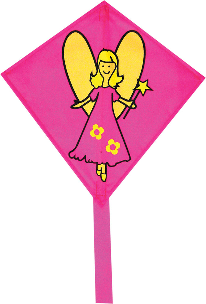 Mini Diamond Kite - Fairy - SKY HIGH KITES