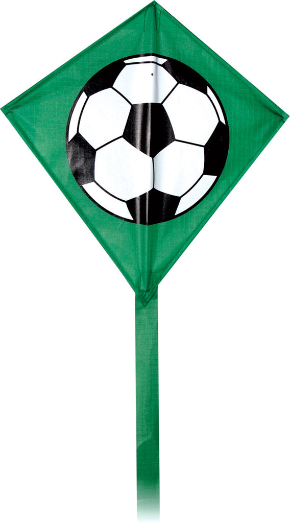 Mini Diamond Kite - Football - SKY HIGH KITES
