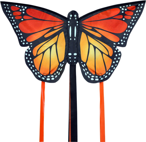 Small Monarch Butterfly Kite - Red - SKY HIGH KITES