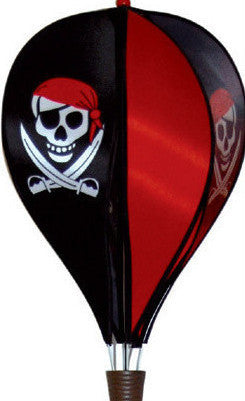 Hot Air Balloon Spinner - Pirate - SKY HIGH KITES - 1