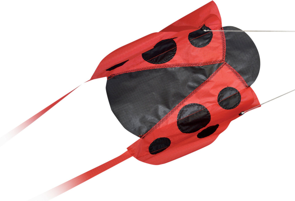 Pocket Bugs Kite - Labybird - SKY HIGH KITES - 1
