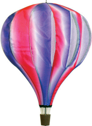 Large Hot Air Balloon Spinner - Passion - SKY HIGH KITES - 1