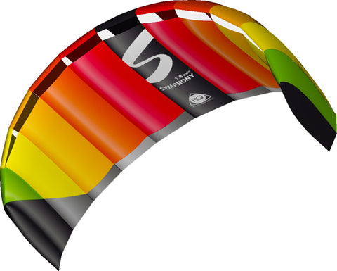 HQ Symphony Pro 1.8M Power Kite - SKY HIGH KITES - 1