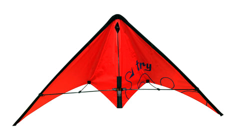 EOLO PopUp Kite Stunt Try Red Duel Line