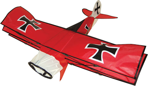 Red Baron Triplane Kite - SKY HIGH KITES