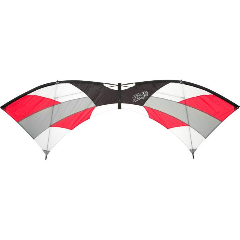 HQ Mojo Red Stunt Kite - SKY HIGH KITES