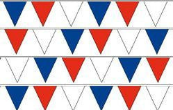 Red, White & Blue Bunting - SKY HIGH KITES