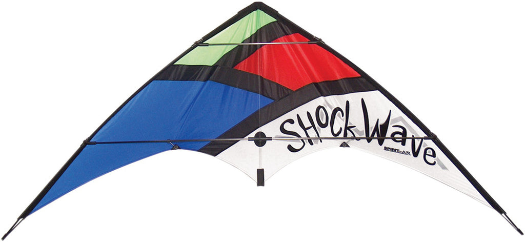 Shockwave Stunt Kite - SKY HIGH KITES