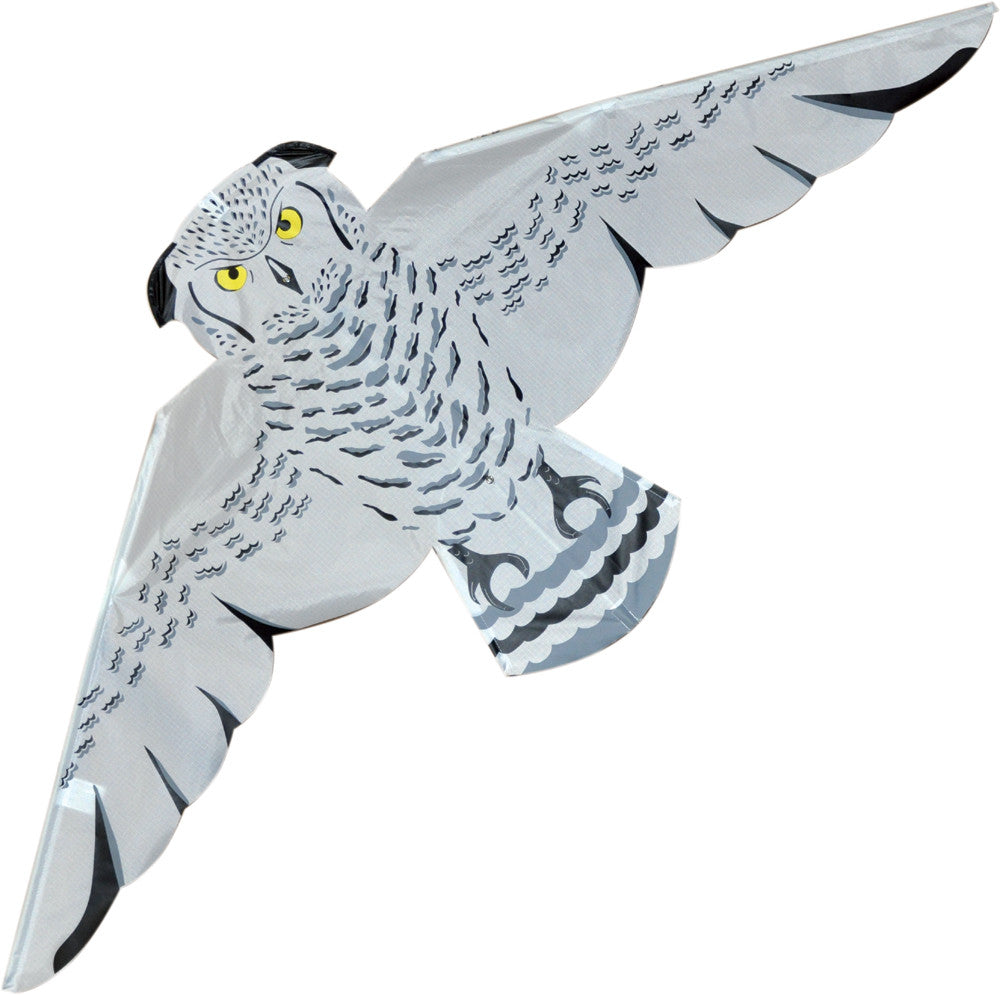 Snowy Owl Bird Of Prey Kite - SKY HIGH KITES - 1