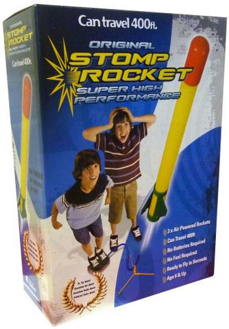 High Performance Stomp Rocket Kit - SKY HIGH KITES