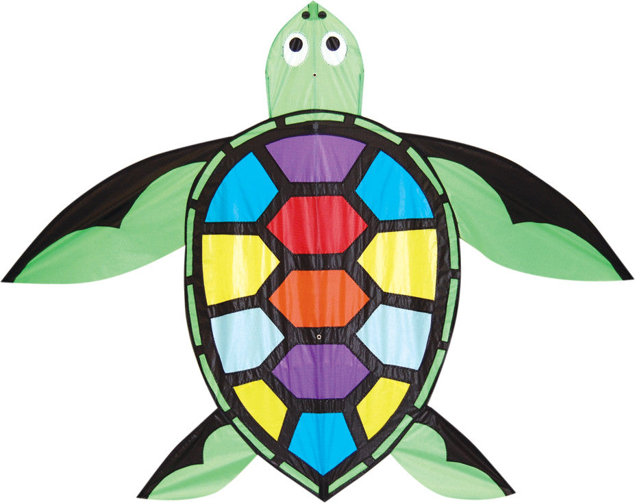 Terry The Turtle Kite - SKY HIGH KITES