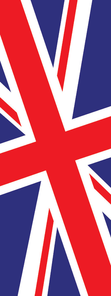 Union Jack Banner Flag - SKY HIGH KITES