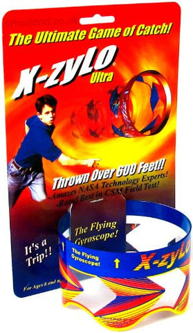 X-Zylo Ultra Flying Ring - SKY HIGH KITES - 1