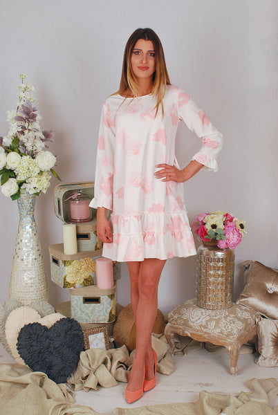 SHEENA FLOWER DRESS