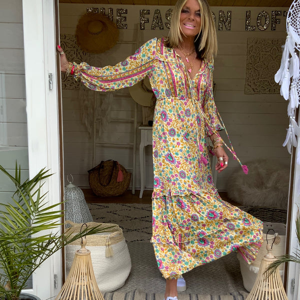 Savanna Maxi Dress