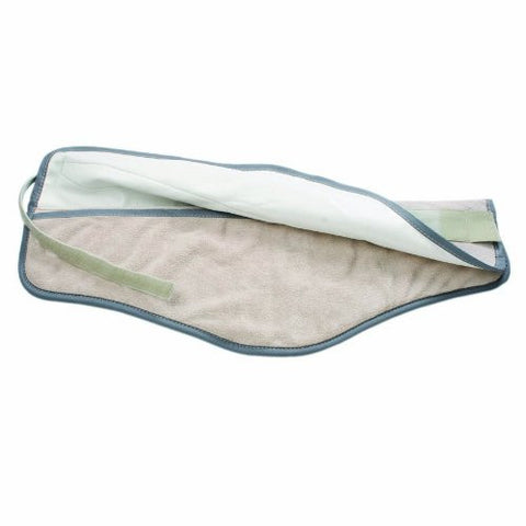 "Hydrocollator® Neck Contour All-Terry Cover. 25"" x 18"""