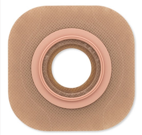 "New Image™ Flextend™ Colostomy Barrier with Tape, 1-3/4"" Flange, 7/8"" Stoma"