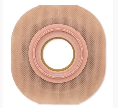 "New Image Convex Flextend Colostomy Barrier, 2-1/4"" Flange, Cut-to-fit, Up to 1-1/2"" Stoma"