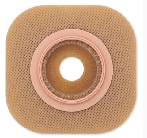 "New Image Flat FlexWear Skin Barrier w/o Tape 2-3/4"" Flange, Up to 2-1/4"" Stoma"