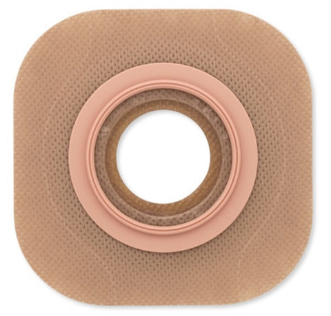"New Image Flat Flextend Skin Barrier, Without Tape 1-3/4"" Flange, 7/8"" Stoma"
